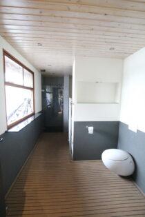 Interieur VISKUS woonschepenhaven 9 Lemmer - woonark  te koop bij Scheepsmakelaardij Fikkers - 15 / 54