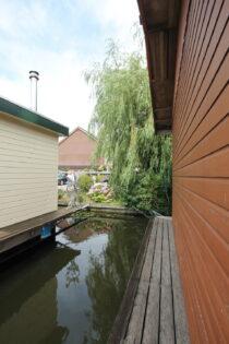 Exterieur VISKUS woonschepenhaven 9 Lemmer - woonark  te koop bij Scheepsmakelaardij Fikkers - 18 / 28