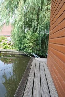 Exterieur VISKUS woonschepenhaven 9 Lemmer - woonark  te koop bij Scheepsmakelaardij Fikkers - 19 / 28
