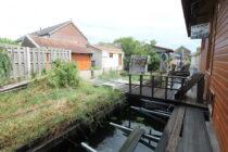 Exterieur VISKUS woonschepenhaven 9 Lemmer - woonark  te koop bij Scheepsmakelaardij Fikkers - 21 / 28