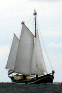 Exterieur Korevaer - 2 mast klipper te koop bij Scheepsmakelaardij Fikkers - 2 / 29