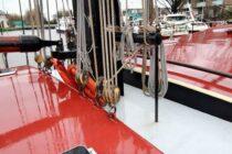 Exterieur Korevaer - 2 mast klipper te koop bij Scheepsmakelaardij Fikkers - 22 / 29