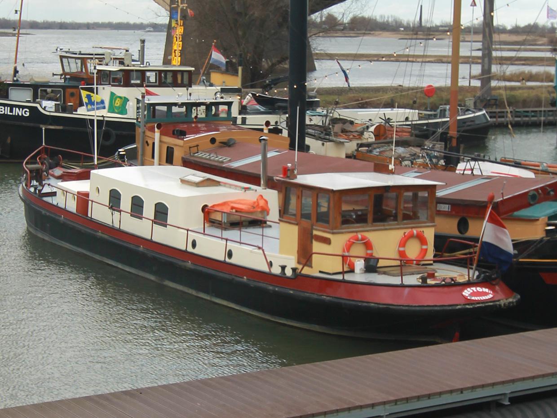 Katwijker te koop · Ligplaats: Nijmegen · SESTON 2 · ref 2007 · Scheepsmakelaardij Fikkers