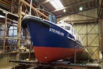 Exterieur STEINBURG - douane/patrouille boot te koop bij Scheepsmakelaardij Fikkers - 31 / 32