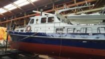 Exterieur STEINBURG - douane/patrouille boot te koop bij Scheepsmakelaardij Fikkers - 32 / 32