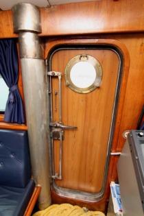 Interieur STEINBURG - douane/patrouille boot te koop bij Scheepsmakelaardij Fikkers - 8 / 29