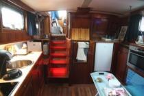 Interieur STEINBURG - douane/patrouille boot te koop bij Scheepsmakelaardij Fikkers - 9 / 29