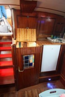 Interieur STEINBURG - douane/patrouille boot te koop bij Scheepsmakelaardij Fikkers - 14 / 29