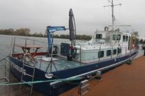 Exterieur STEINBURG - douane/patrouille boot te koop bij Scheepsmakelaardij Fikkers - 3 / 32