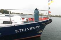 Exterieur STEINBURG - douane/patrouille boot te koop bij Scheepsmakelaardij Fikkers - 4 / 32
