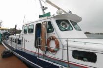 Exterieur STEINBURG - douane/patrouille boot te koop bij Scheepsmakelaardij Fikkers - 5 / 32