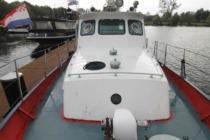 Exterieur STEINBURG - douane/patrouille boot te koop bij Scheepsmakelaardij Fikkers - 9 / 32