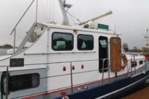 Exterieur STEINBURG - douane/patrouille boot te koop bij Scheepsmakelaardij Fikkers - 10 / 32