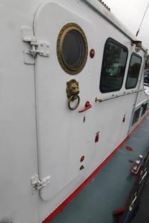 Exterieur STEINBURG - douane/patrouille boot te koop bij Scheepsmakelaardij Fikkers - 11 / 32