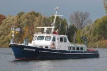Exterieur STEINBURG - douane/patrouille boot te koop bij Scheepsmakelaardij Fikkers - 19 / 32