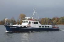 Exterieur STEINBURG - douane/patrouille boot te koop bij Scheepsmakelaardij Fikkers - 20 / 32
