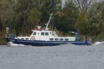 Exterieur STEINBURG - douane/patrouille boot te koop bij Scheepsmakelaardij Fikkers - 26 / 32
