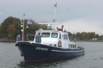 Exterieur STEINBURG - douane/patrouille boot te koop bij Scheepsmakelaardij Fikkers - 29 / 32