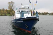 Exterieur STEINBURG - douane/patrouille boot te koop bij Scheepsmakelaardij Fikkers - 30 / 32