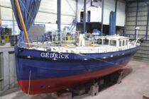 Exterieur GEDRICK - zeillogger te koop bij Scheepsmakelaardij Fikkers - 37 / 40