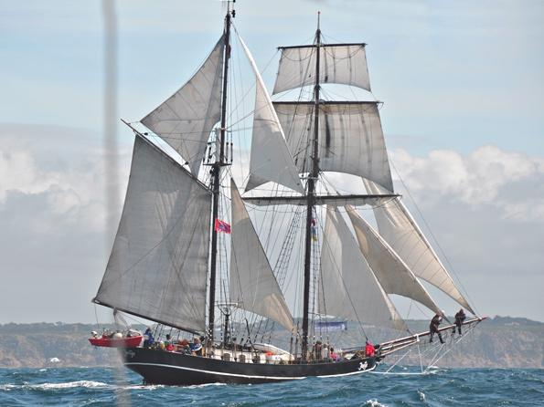 Zeilschip - Brigantijn te koop · Ligplaats: Groningen · JANTJE · ref 4033 · Scheepsmakelaardij Fikkers