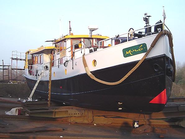 motorpassagierschip te koop · Ligplaats: Maastricht · MIRO · ref 4053 · Scheepsmakelaardij Fikkers