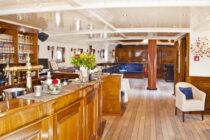 Interieur Marjorie  II - Barkentijn te koop bij Scheepsmakelaardij Fikkers - 3 / 93