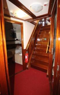Interieur Marjorie  II - Barkentijn te koop bij Scheepsmakelaardij Fikkers - 42 / 93