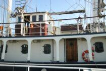 Exterieur Thalassa - three mast barq te koop bij Scheepsmakelaardij Fikkers - 11 / 51