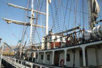 Exterieur Thalassa - three mast barq te koop bij Scheepsmakelaardij Fikkers - 12 / 51