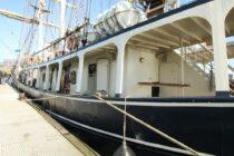 Exterieur Thalassa - three mast barq te koop bij Scheepsmakelaardij Fikkers - 13 / 51