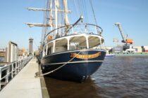 Exterieur Thalassa - three mast barq te koop bij Scheepsmakelaardij Fikkers - 16 / 51