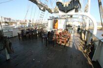 Exterieur Thalassa - three mast barq te koop bij Scheepsmakelaardij Fikkers - 18 / 51