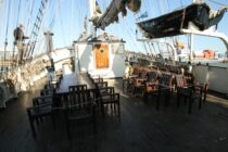 Exterieur Thalassa - three mast barq te koop bij Scheepsmakelaardij Fikkers - 24 / 51