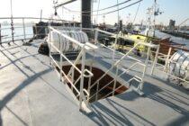 Exterieur Thalassa - three mast barq te koop bij Scheepsmakelaardij Fikkers - 34 / 51