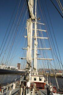 Exterieur Thalassa - three mast barq te koop bij Scheepsmakelaardij Fikkers - 35 / 51