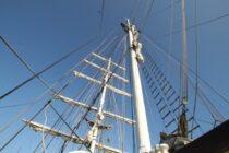 Exterieur Thalassa - three mast barq te koop bij Scheepsmakelaardij Fikkers - 36 / 51