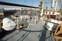 Exterieur Thalassa - three mast barq te koop bij Scheepsmakelaardij Fikkers - 39 / 51