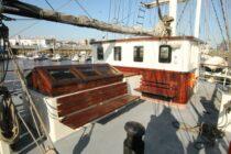 Exterieur Thalassa - three mast barq te koop bij Scheepsmakelaardij Fikkers - 40 / 51