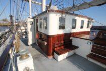 Exterieur Thalassa - three mast barq te koop bij Scheepsmakelaardij Fikkers - 41 / 51