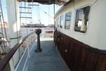 Exterieur Thalassa - three mast barq te koop bij Scheepsmakelaardij Fikkers - 43 / 51