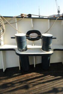 Exterieur Thalassa - three mast barq te koop bij Scheepsmakelaardij Fikkers - 49 / 51