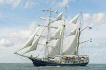 Exterieur Thalassa - three mast barq te koop bij Scheepsmakelaardij Fikkers - 50 / 51