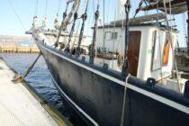 Exterieur Thalassa - three mast barq te koop bij Scheepsmakelaardij Fikkers - 9 / 51