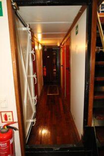 Interieur Thalassa - three mast barq te koop bij Scheepsmakelaardij Fikkers - 19 / 41