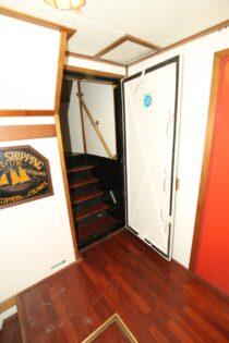 Interieur Thalassa - three mast barq te koop bij Scheepsmakelaardij Fikkers - 23 / 41