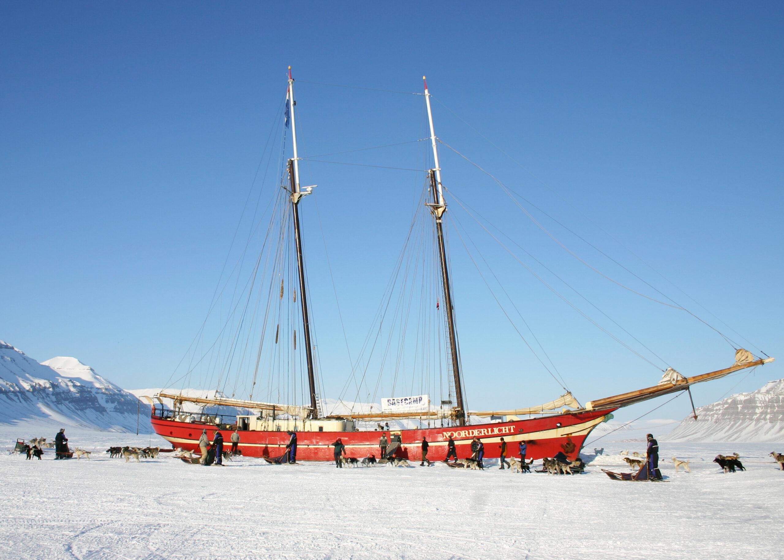 expedition ship / 2 mast sailing schooner te koop · Ligplaats:  · NOORDERLICHT · ref 4083 · Scheepsmakelaardij Fikkers