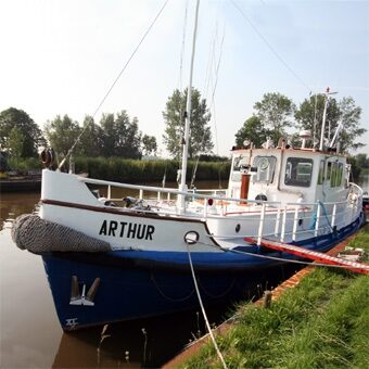 ARTHUR motorreddingsboot