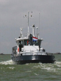 Exterieur ROBERT WILLIAM - Zeegaand Motorschip  te koop bij Scheepsmakelaardij Fikkers - 3 / 35