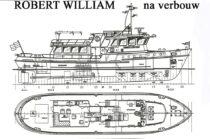 Exterieur ROBERT WILLIAM - Zeegaand Motorschip  te koop bij Scheepsmakelaardij Fikkers - 34 / 35